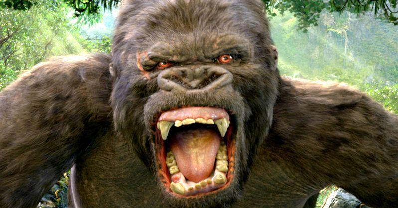 First Look at Kong: Skull Island Universal Orlando Ride