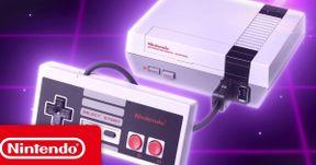 Nintendo's NES Classic Edition Will Return in 2018