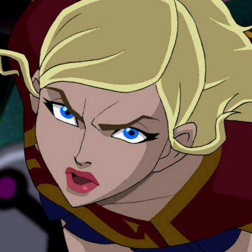 Molly C. Quinn Talks Supergirl in Superman: Unbound