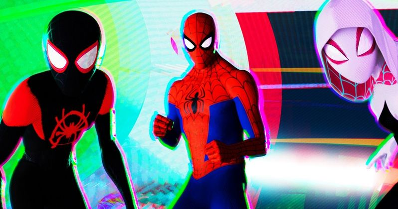 Spider-Man: Into the Spider-Verse Wins Oscar for Best Animated Movie