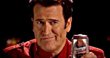 Ash Vs. Evil Dead Season 3 Trailer Cracks Open a Sexy Shemps Beer