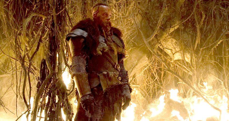 Last Witch Hunter Photo Shows Vin Diesel in Full Battle Armor