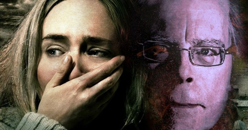 Stephen King Loves A Quiet Place