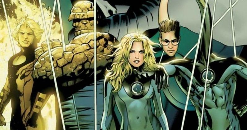 Fantastic Four Reboot Is Not Based on an Existing Marvel Storyline