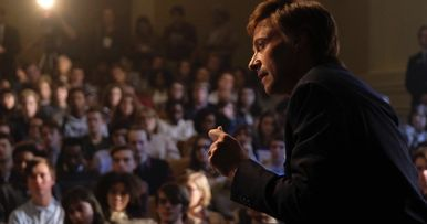 First Look at Hugh Jackman in The Front Runner