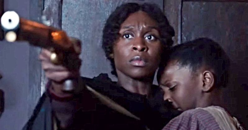 Harriet Tubman Movie Controversy Erupts Over British Actress Cynthia Erivo
