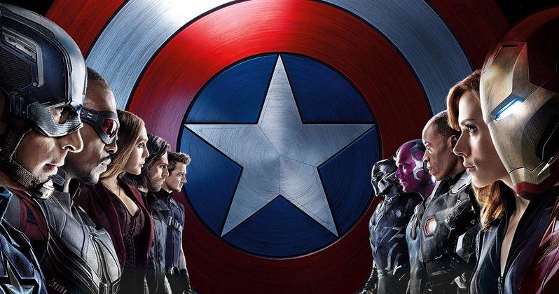 Captain America: Civil War Grabs $200M in Overseas Box Office Debut