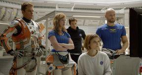 The Martian Extended TV Spot, 2 Clips, Viral Video & Photos