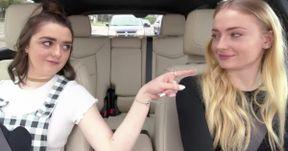 Game of Thrones Stars Mock Ned Stark in Hilarious Carpool Karaoke Video