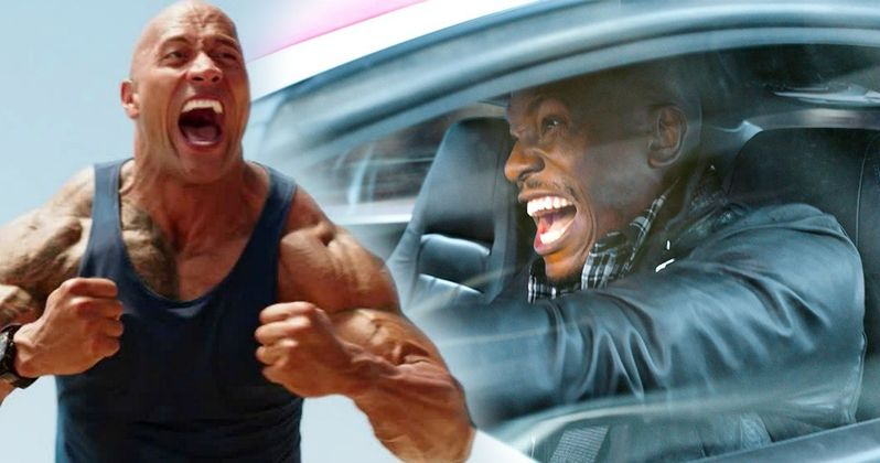 Fast 9 Feud Escalates as Tyrese Begs The Rock to Drop Spin-Off