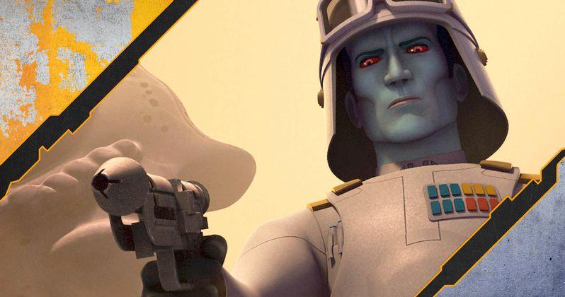 Star Wars Rebels Season 3 Finale Recap & Review