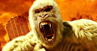 Rampage Review: The Rock Delivers a Giant Monster Carnival of Fun