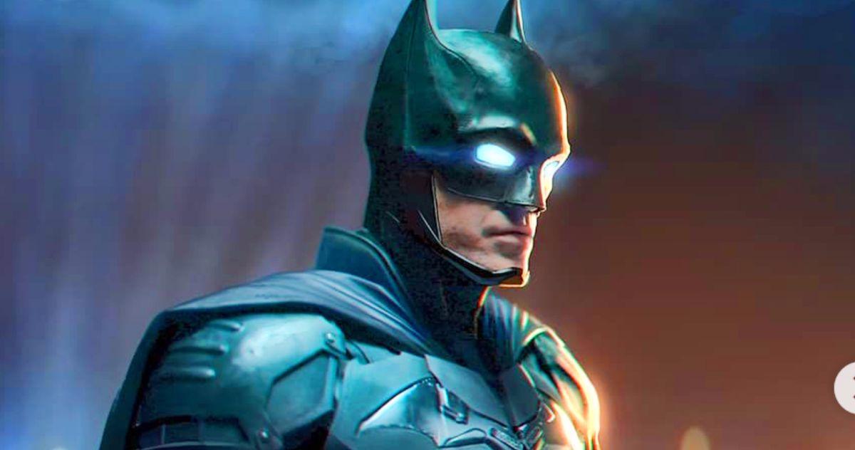 The Batman Full Batsuit Revealed in New Set Photos
