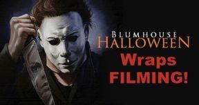 New Halloween Movie Wraps Production