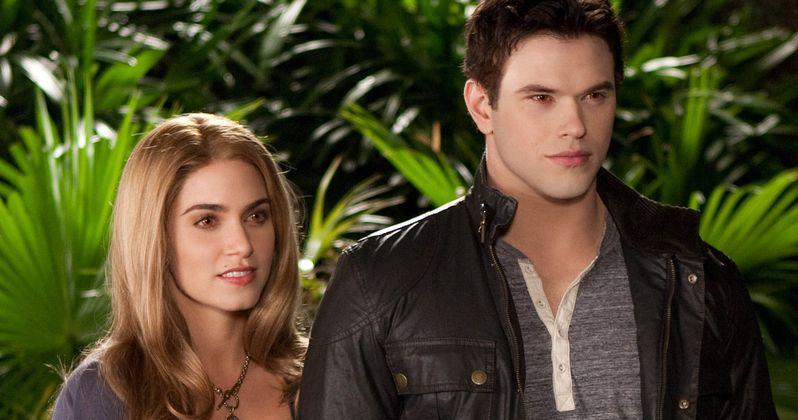 Twilight Star Kellan Lutz Thinks a Reboot Is a Bad Idea