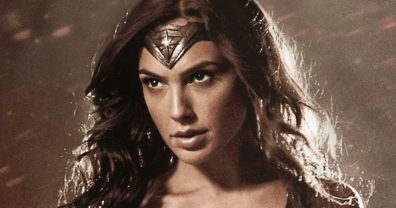 Wonder Woman Begins Production, Gal Gadot Shares Workout Photo