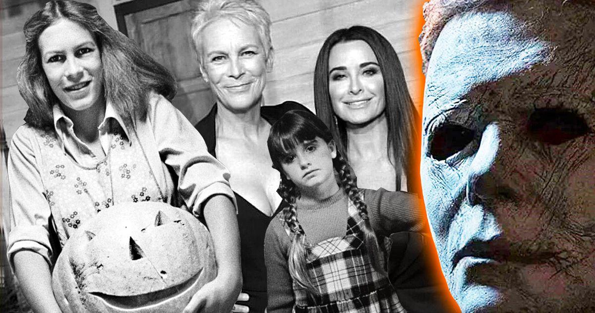 Jamie Lee Curtis Gives Kyle Richards' Halloween Kills Performance Huge Props