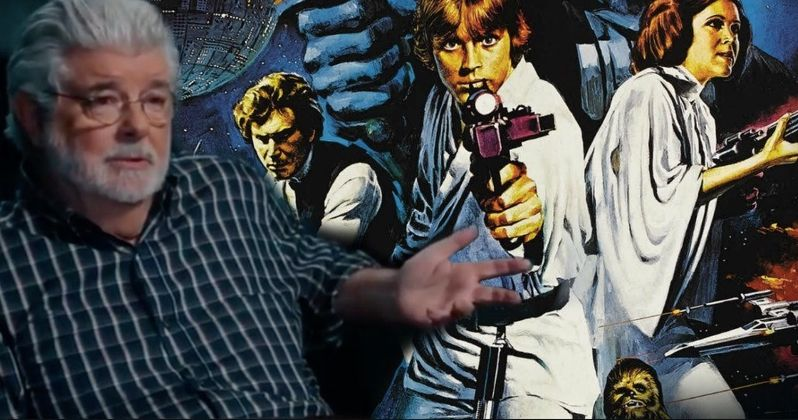 Watch George Lucas & James Cameron Dissect the Truth Behind Star Wars