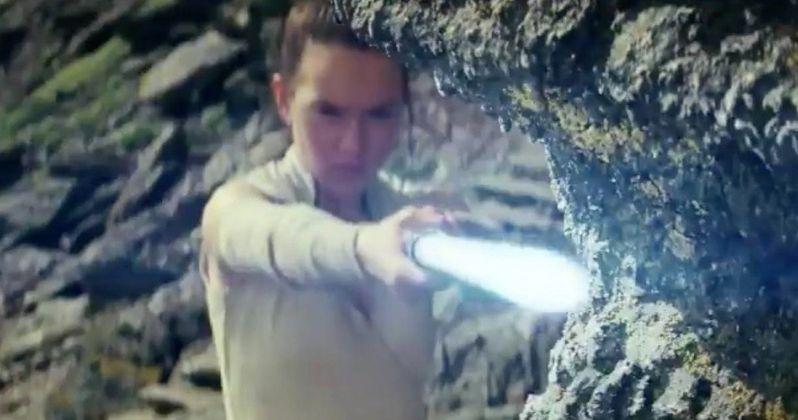 New Star Wars 8 Trailer Has Spoilers Warns Director