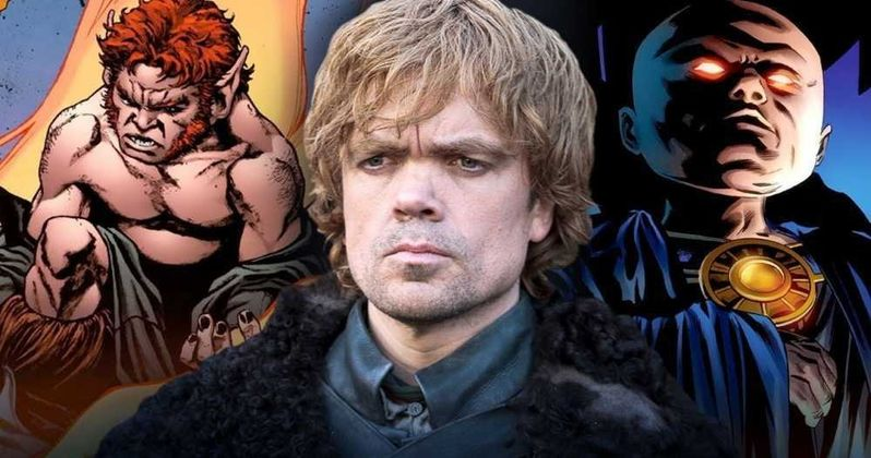 Peter Dinklage Is Confirmed for Infinity War, Who's He Playing?