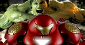 Avengers 2 Promo Art Teases Full Size of Hulkbuster