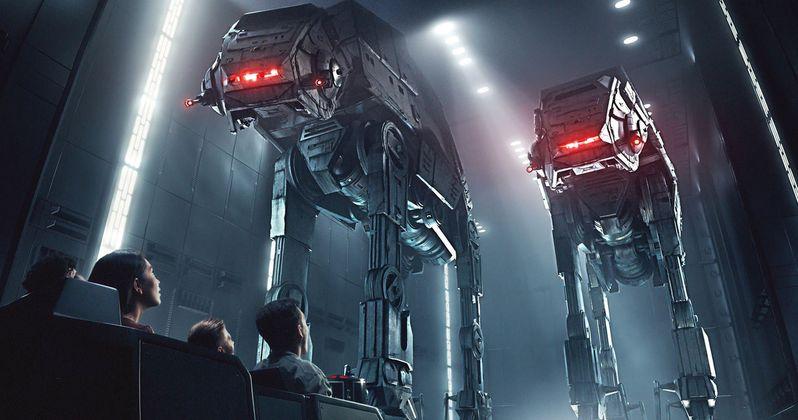 Disney Park's Galaxy's Edge Preview Reveals Massive New Attraction Details