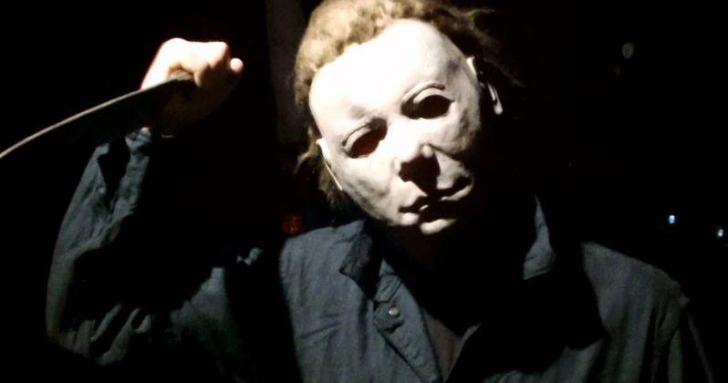 New Halloween Movie Brings Back Original Michael Myers Mask Vibe
