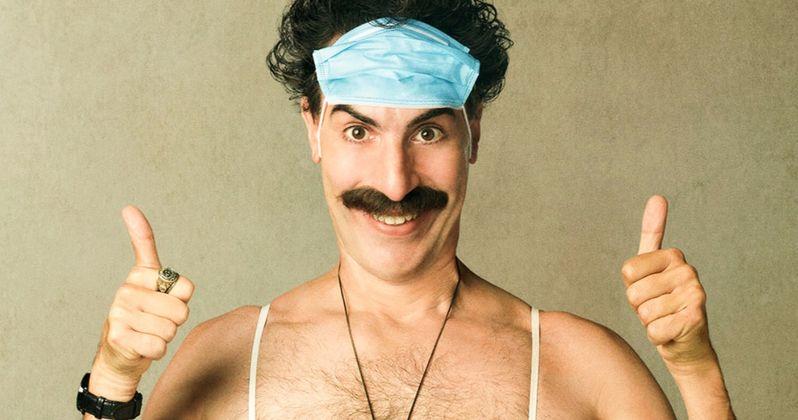 Előzetest kapott a Borat 2, a premier pedig közelebb van ...