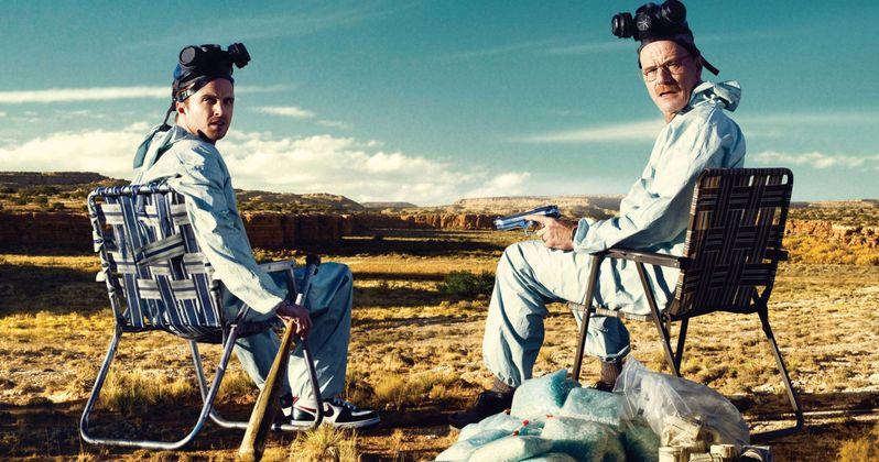 Are Bryan Cranston & Aaron Paul Teasing a Breaking Bad Movie Reunion?