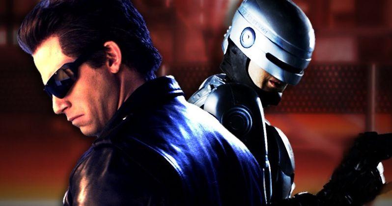Nerd Alert: Terminator Vs. Robocop Rap Battle & Marvel Easter Eggs