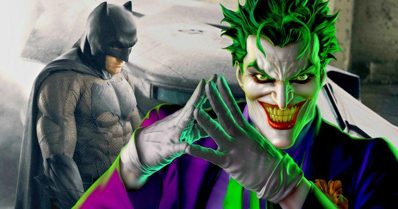 Suicide Squad Photos Tease Batman v Superman Crossover