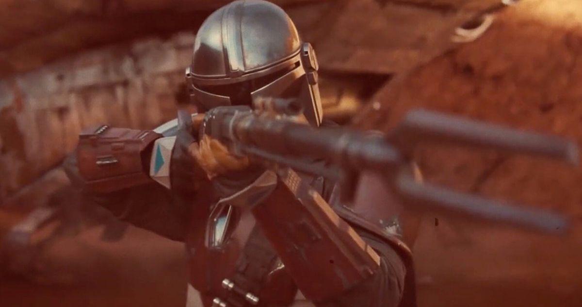 The Mandalorian Becomes a True Spaghetti Western in Star Wars Fan-Made Trailer