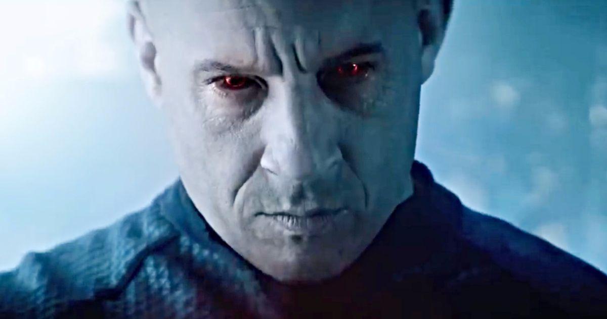 Bloodshot Trailer #2 Gives Vin Diesel's Valiant Superhero the Ultimate Upgrade