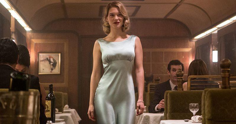Spectre Preview Introduces Bond Girls Monica Bellucci & Lea Seydoux