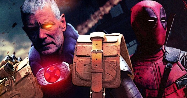 Deadpool 2 Teaser Reveals Who's Playing Cable?
