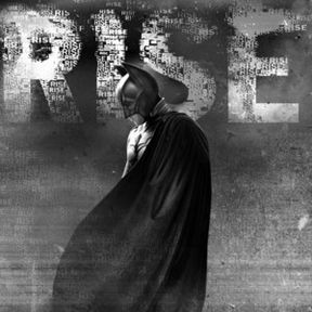 The Dark Knight Rises Never Before Seen 'Rise' Theatrical Posters