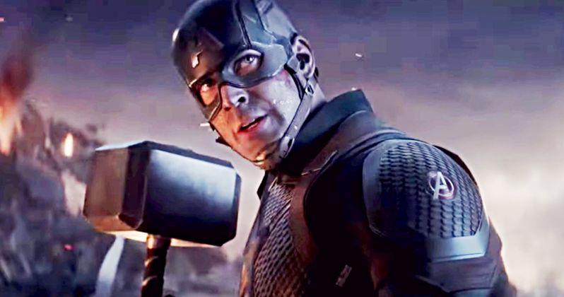 Endgame Fans Discover Another Original Avengers Callback Easter Egg