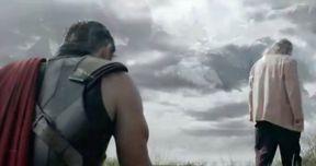 Odin Returns in New Thor: Ragnarok TV Trailer