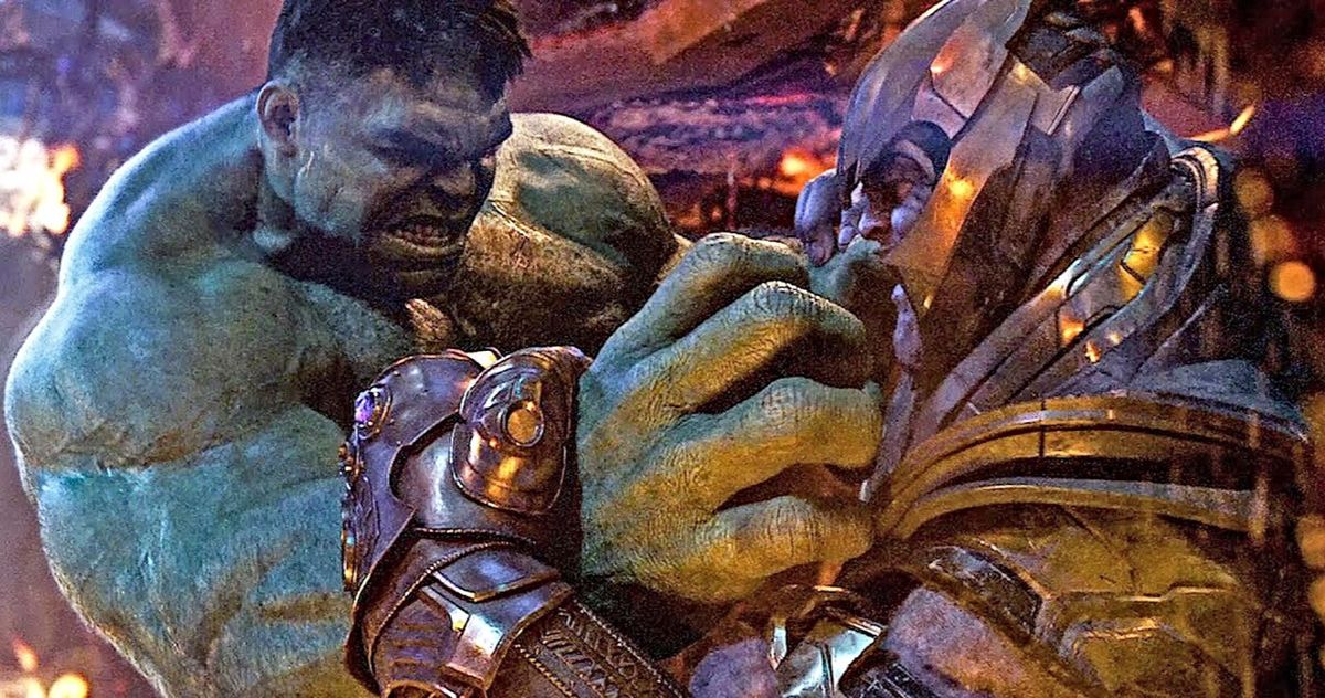 Mark Ruffalo Still Wants Hulk to Get a Thanos Rematch After Avengers: Endgame Events