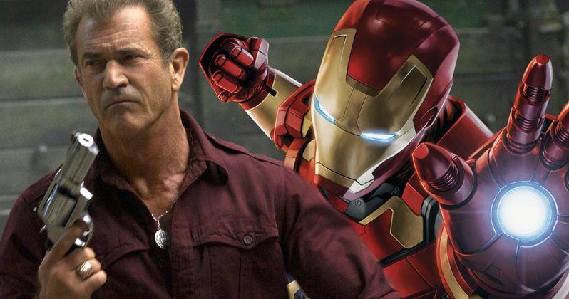 Will Mel Gibson Direct Iron Man 4?
