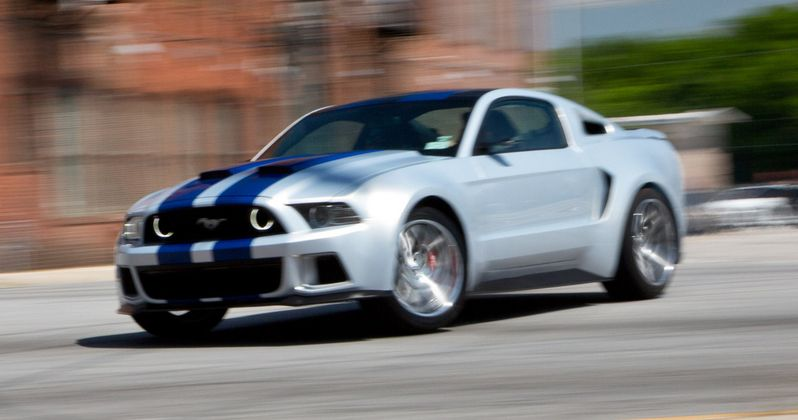 Need for Speed Featurette 'Muscle Car Foundry'