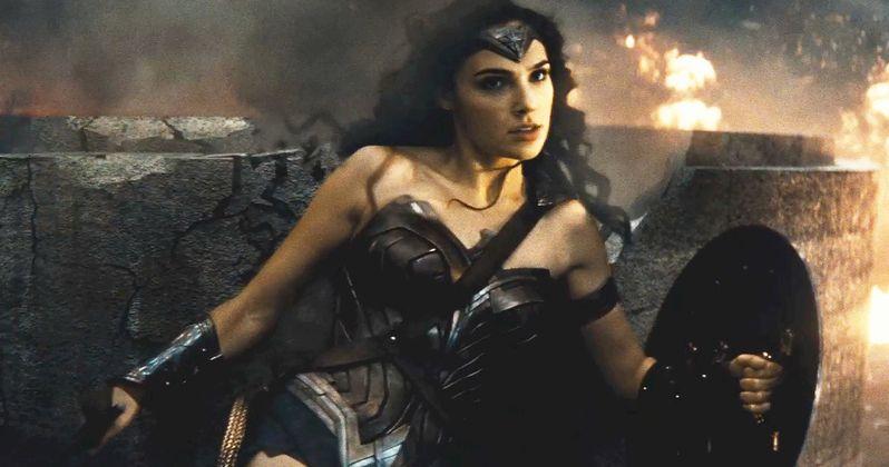 Batman v Superman Trailer #2 Has Wonder Woman & Lex Luthor