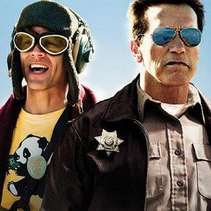 EXCLUSIVE: The Last Stand Interviews with Arnold Schwarzenegger and Johnny Knoxville!