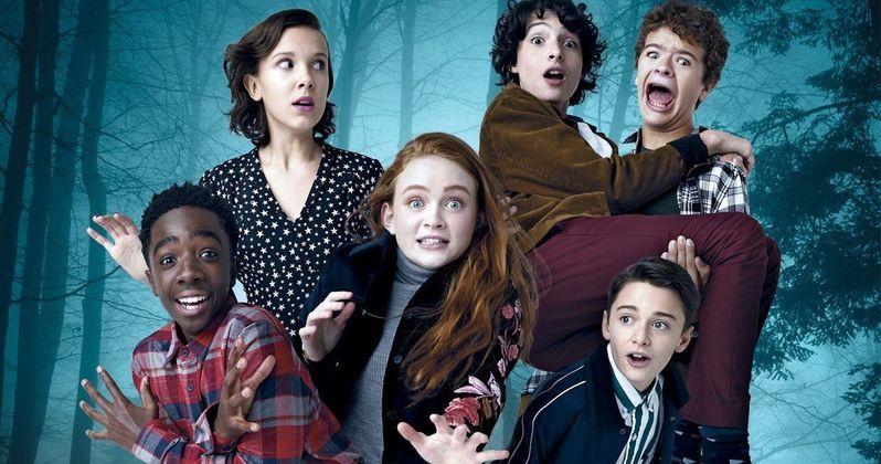 David Harbour Reveals Inspiration for 'Stranger Things' Season 3