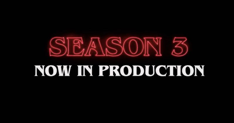 Stranger Things Season 3 Begins Production, First Cast Video Arrives
