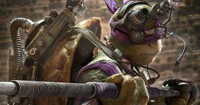 Teenage Mutant Ninja Turtles Donatello Character Poster