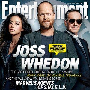 Marvel's Agents of S.H.I.E.L.D. EW Magazine Cover