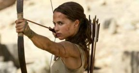 Lara Croft Is Ready for Action in Latest Look at Tomb Raider