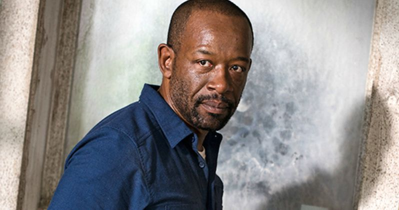 Has Morgan Reached the Kingdom in New Walking Dead Season 7 Photo?