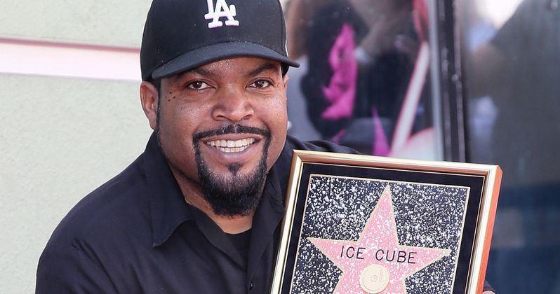 Watch Ice Cube Get His Star on the Hollywood Walk of Fame